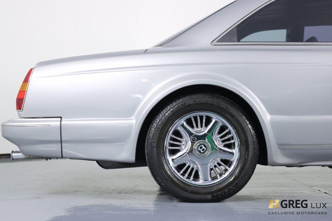 1996 Bentley Continental  #13