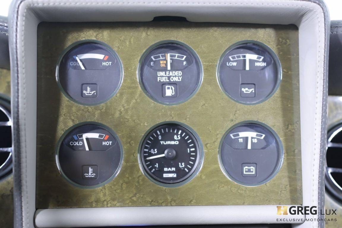 1996 Bentley Continental  #41