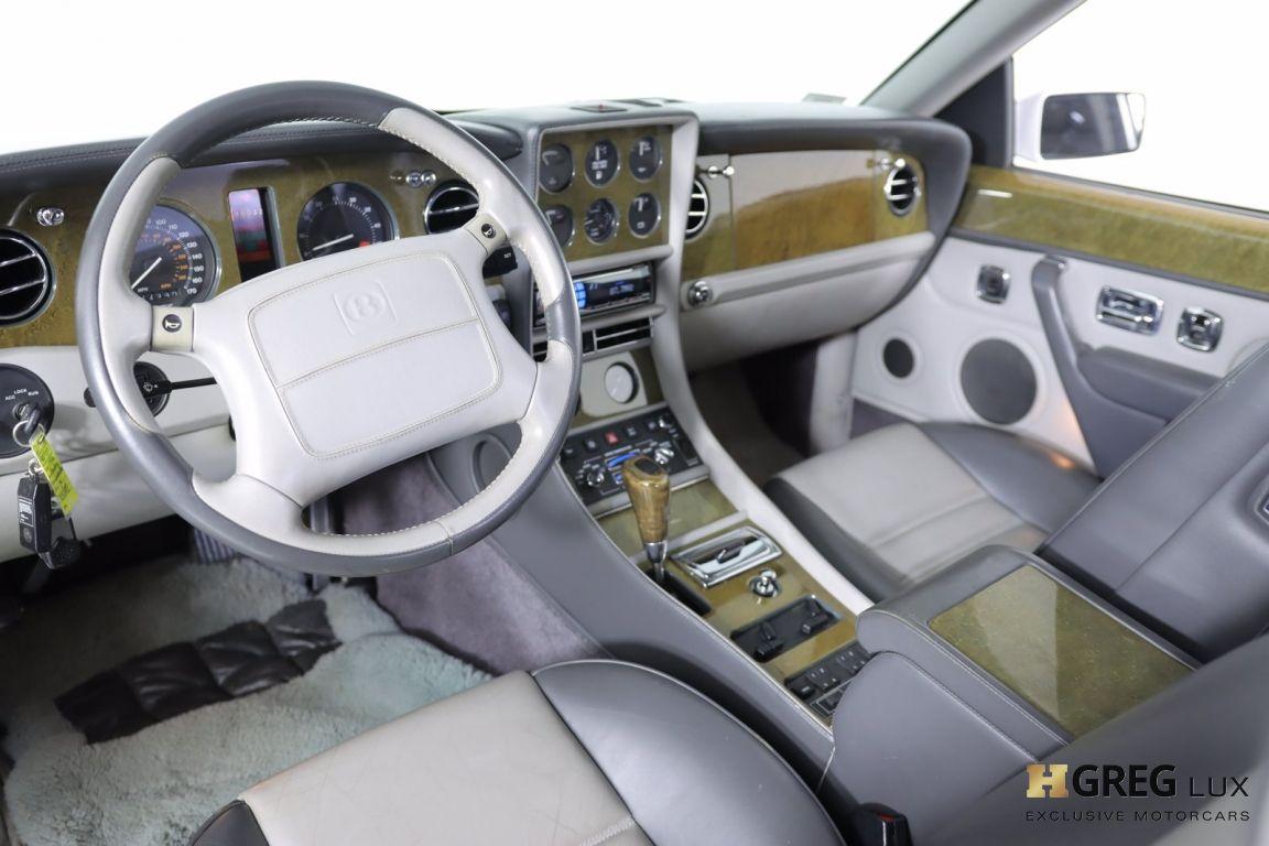 1996 Bentley Continental  #1