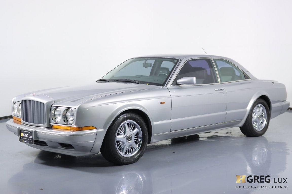 1996 Bentley Continental  #25