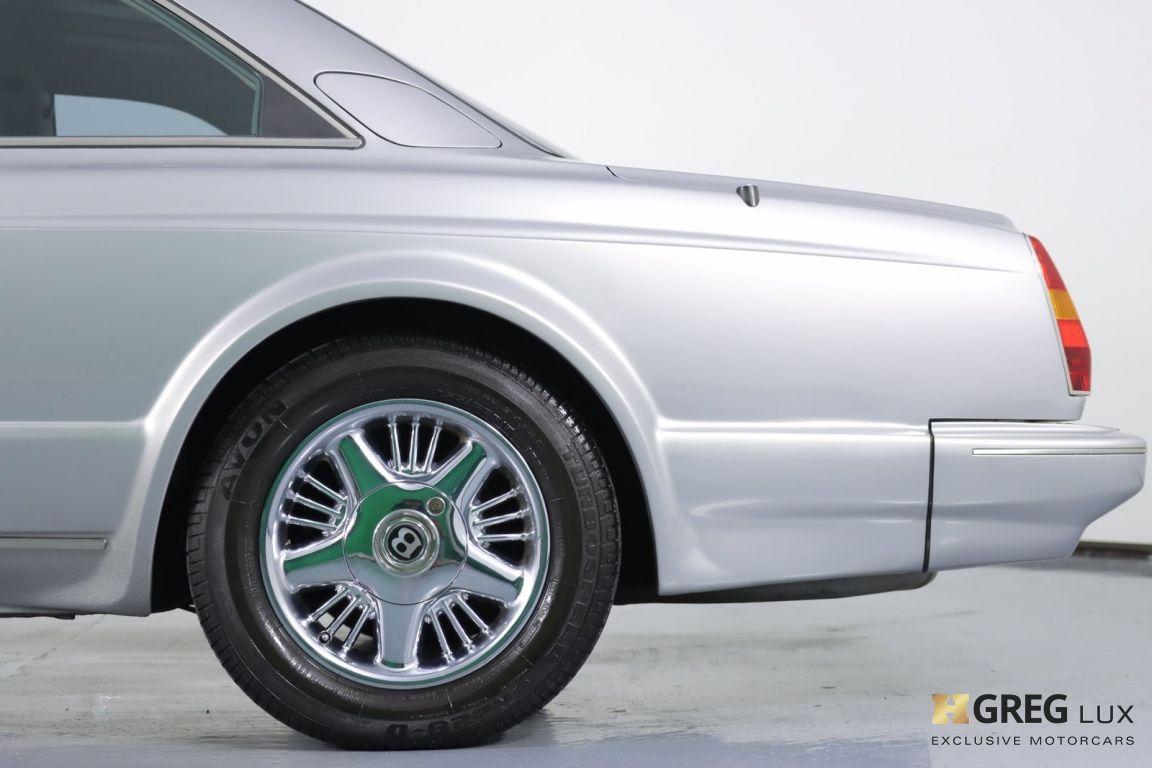 1996 Bentley Continental  #23