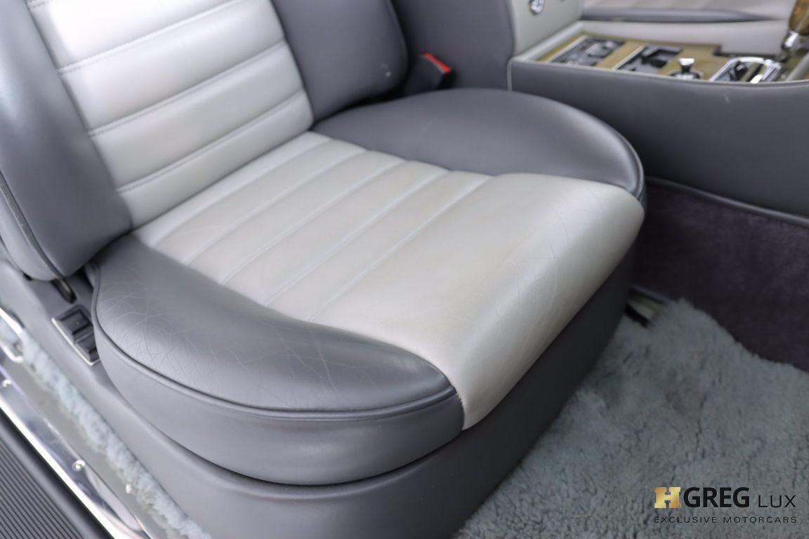 1996 Bentley Continental  #32