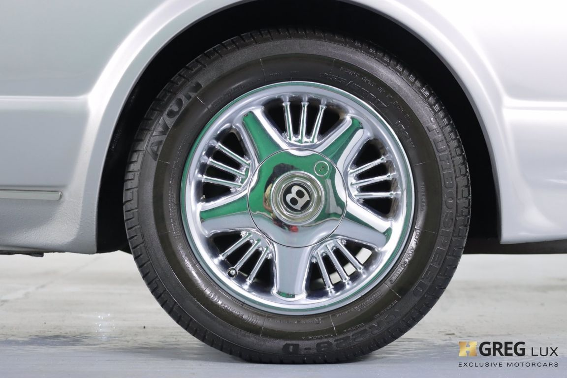 1996 Bentley Continental  #24