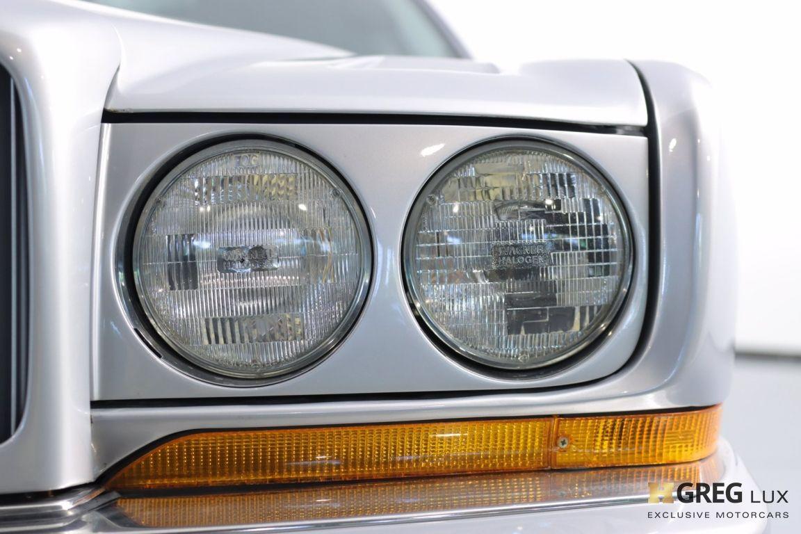 1996 Bentley Continental  #5