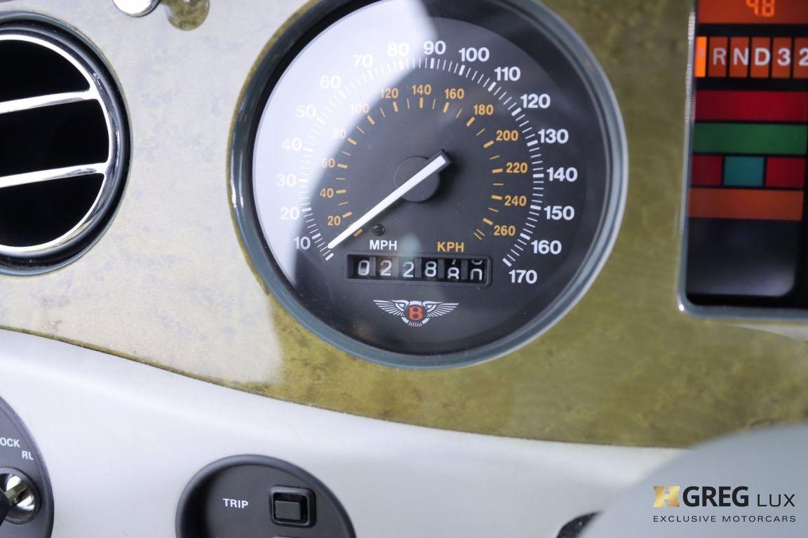 1996 Bentley Continental  #47