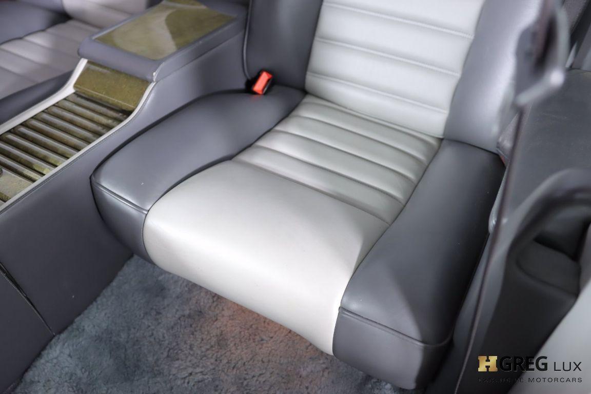 1996 Bentley Continental  #30