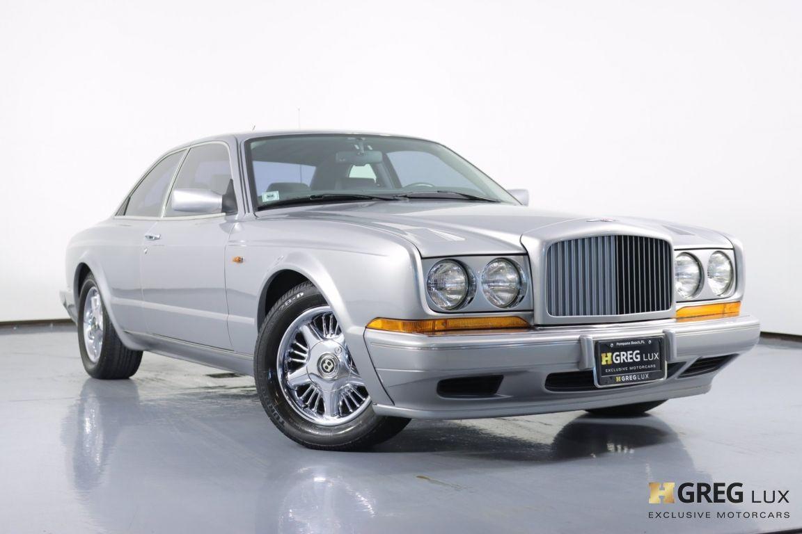 1996 Bentley Continental  #26