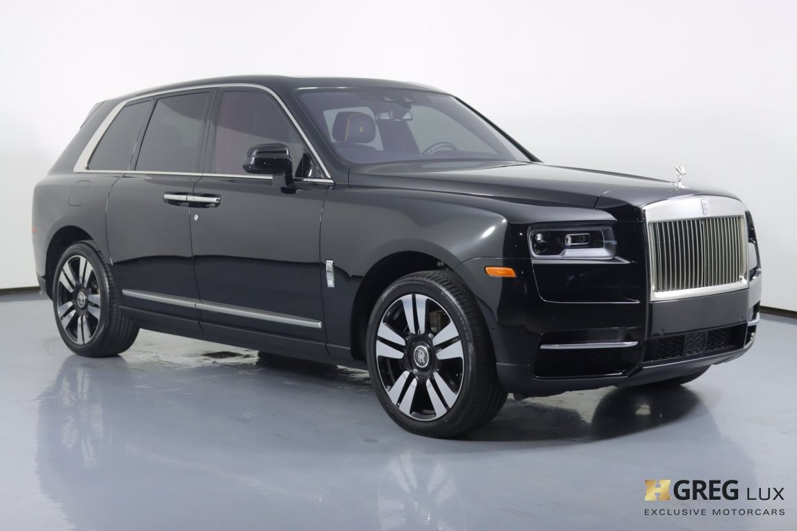2021 Rolls Royce Cullinan  #9