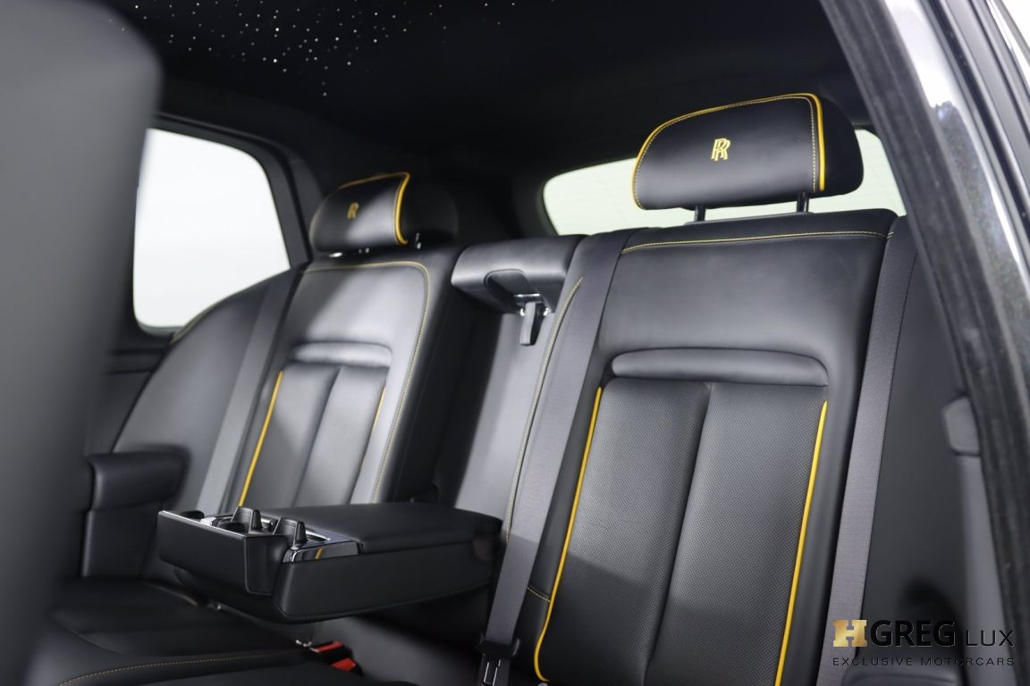 2021 Rolls Royce Cullinan  #28