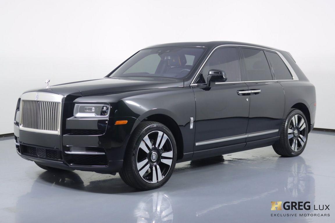 2021 Rolls Royce Cullinan  #24