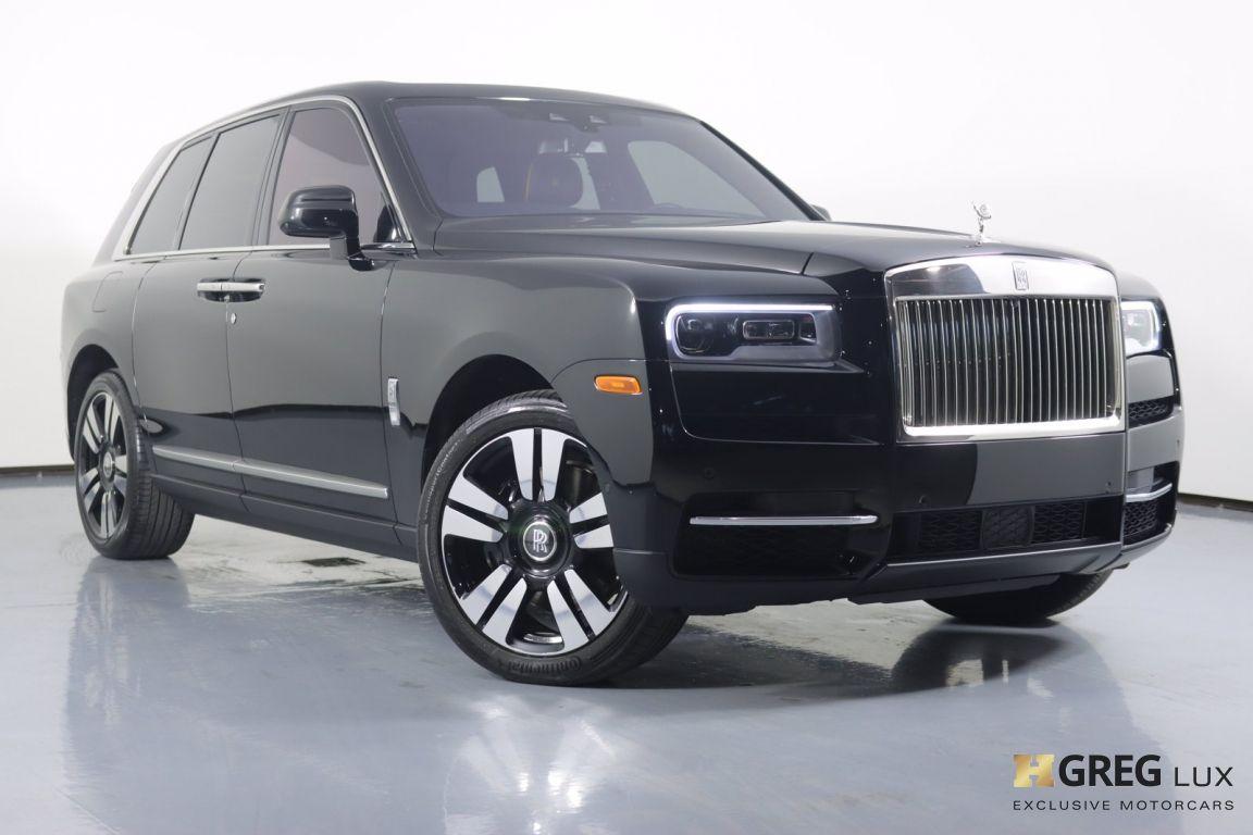 2021 Rolls Royce Cullinan  #25
