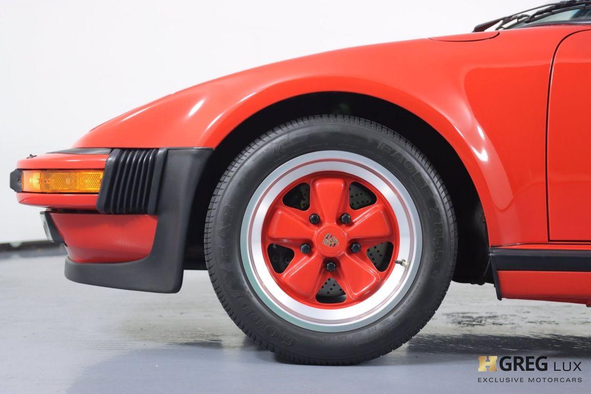 1988 Porsche 911 Turbo #21