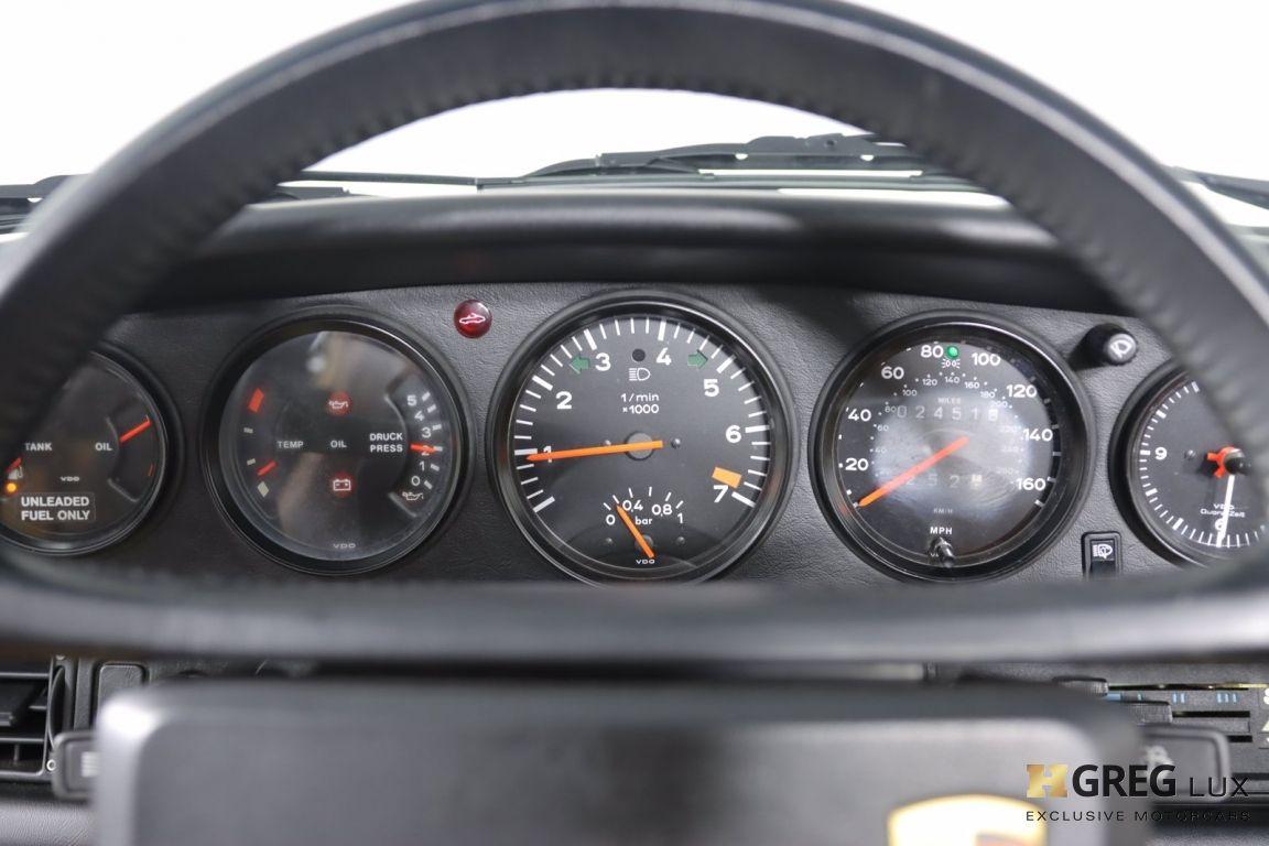 1988 Porsche 911 Turbo #35