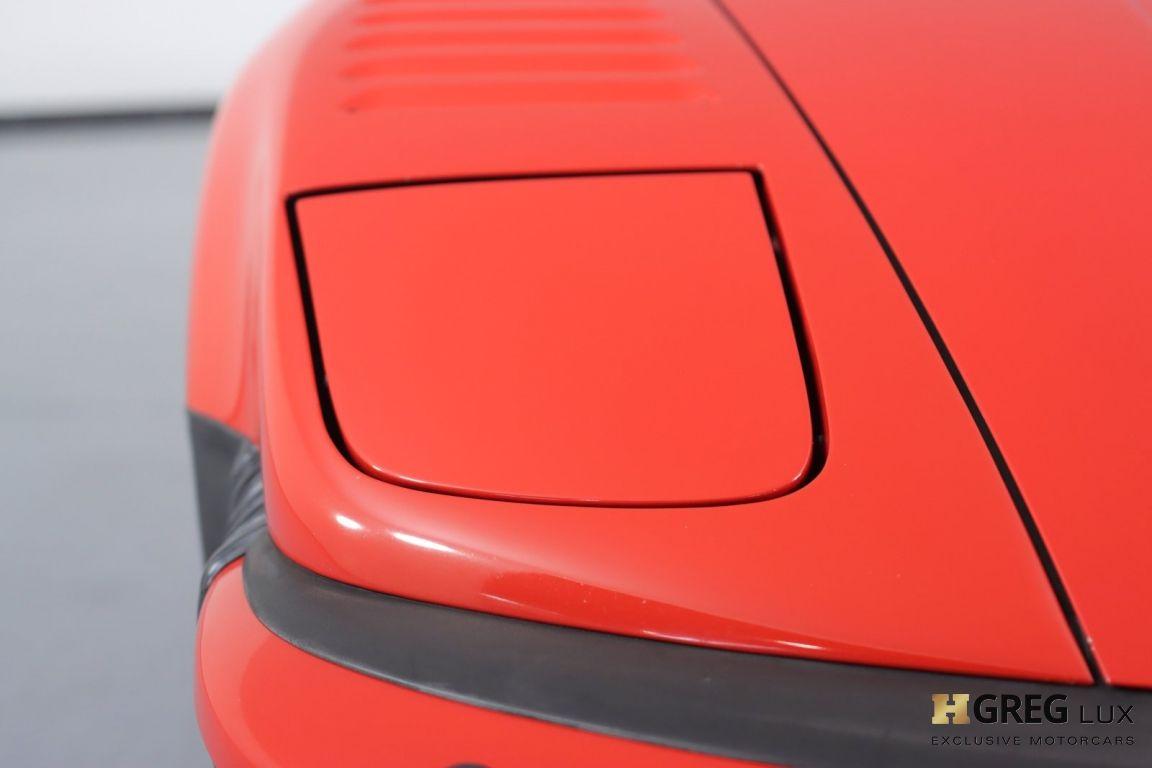 1988 Porsche 911 Turbo #4