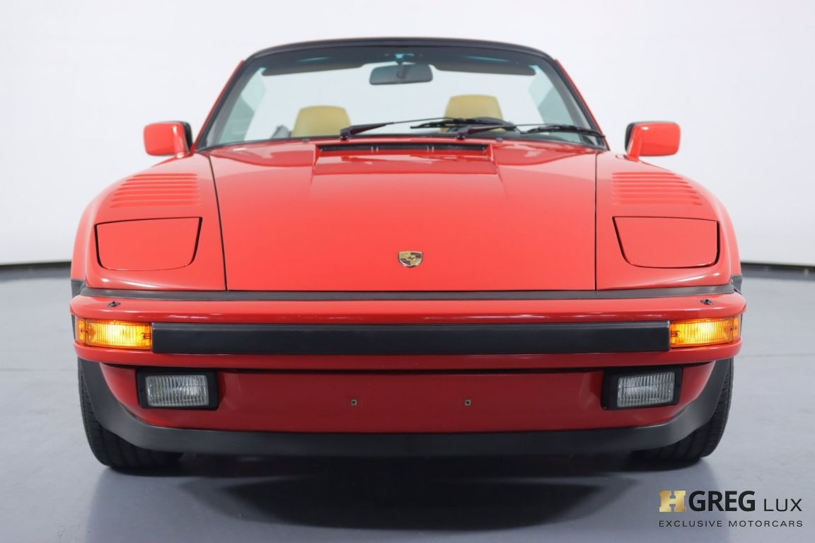 1988 Porsche 911 Turbo #3