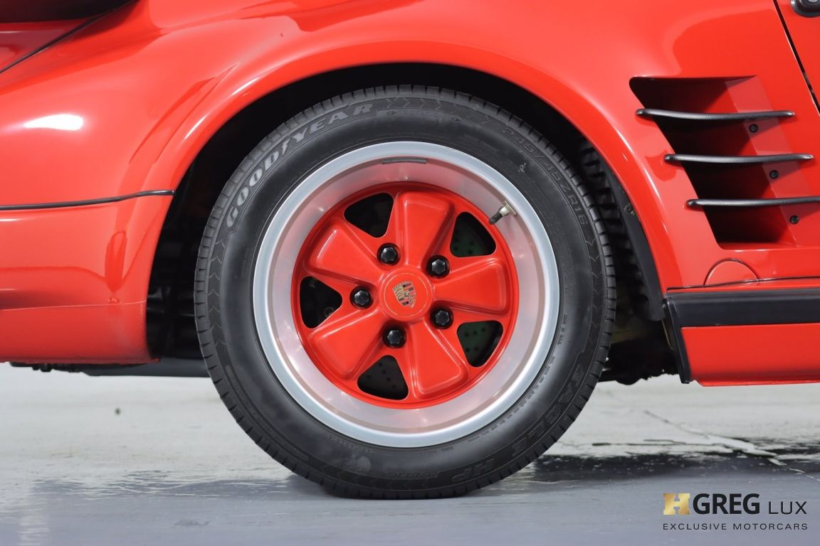 1988 Porsche 911 Turbo #14