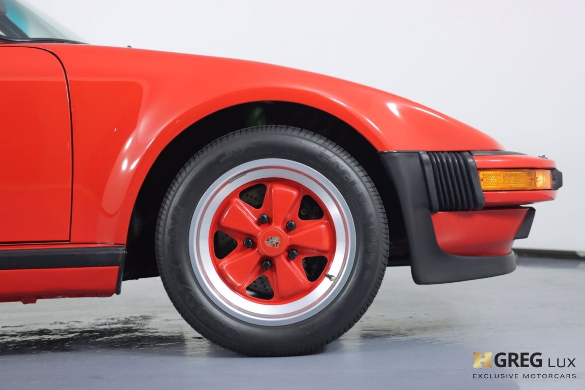 1988 Porsche 911 Turbo #11