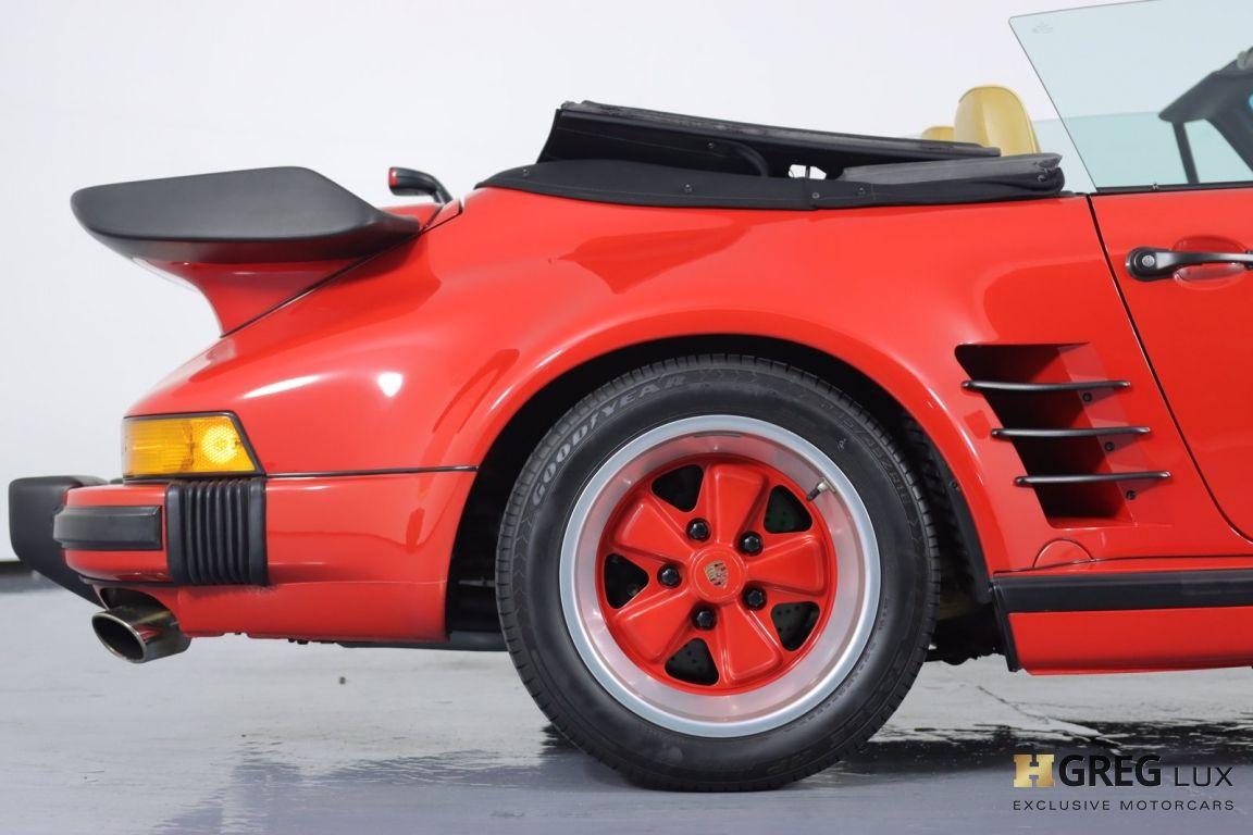 1988 Porsche 911 Turbo #13