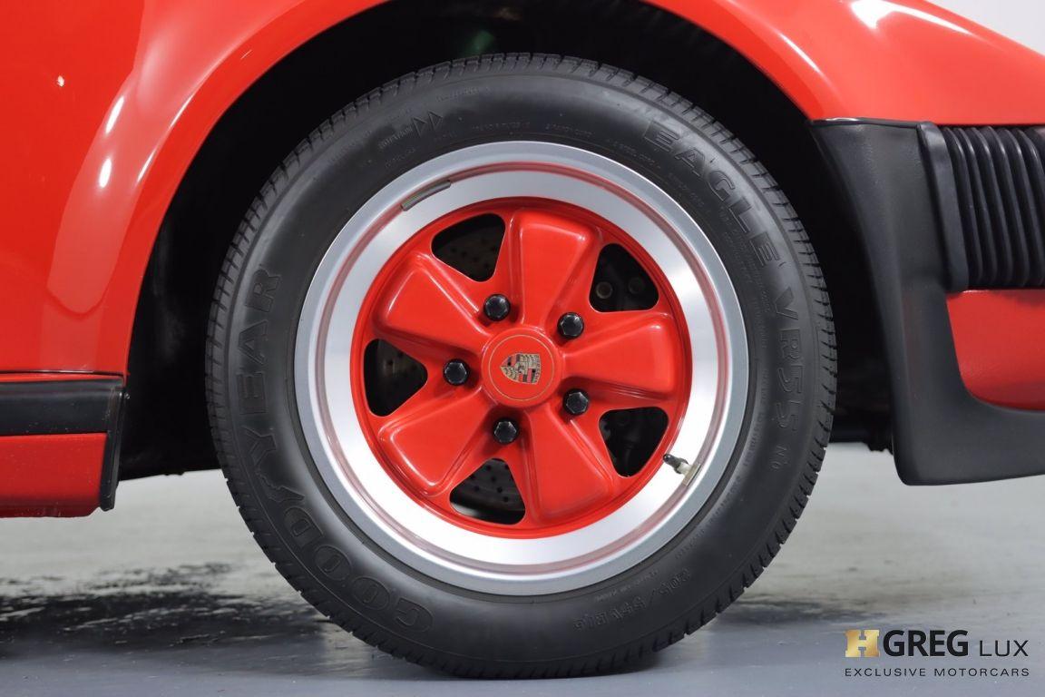 1988 Porsche 911 Turbo #12
