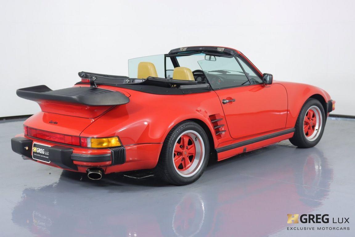 1988 Porsche 911 Turbo #15
