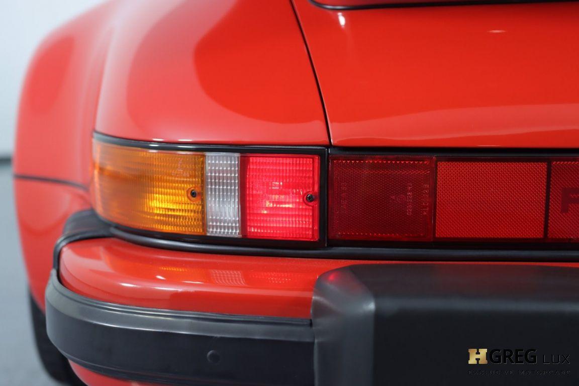 1988 Porsche 911 Turbo #17