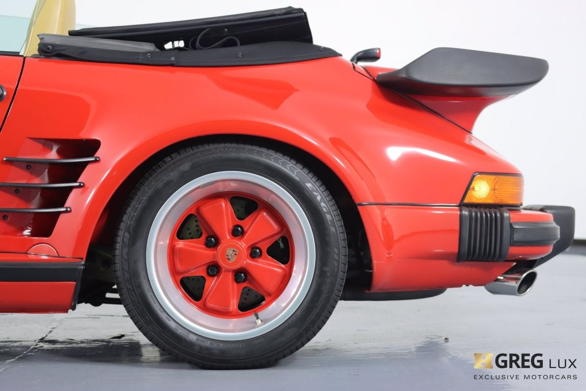 1988 Porsche 911 Turbo #23