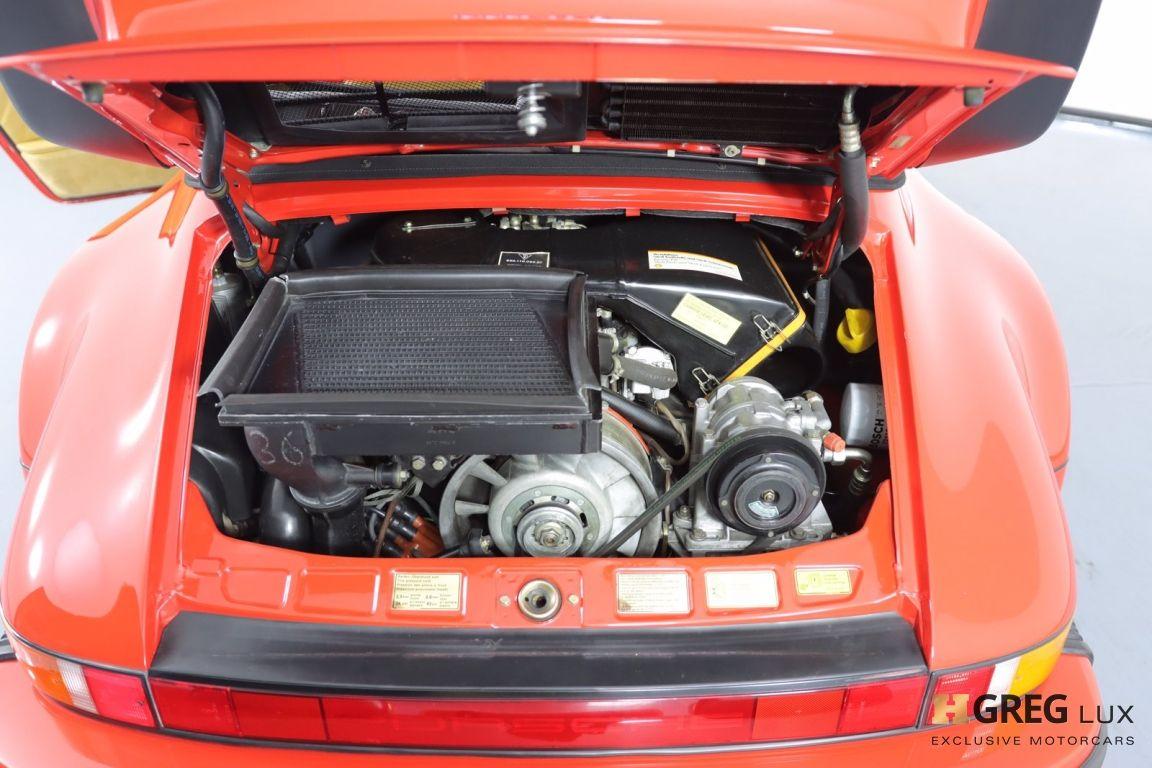 1988 Porsche 911 Turbo #37