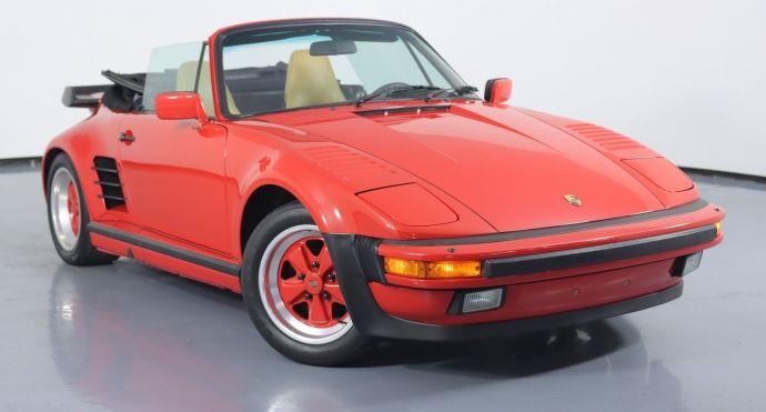 1988 Porsche 911 Turbo #0