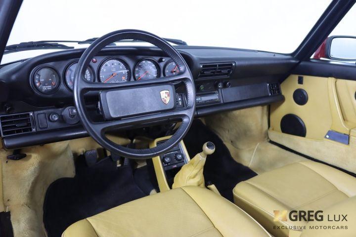1988 Porsche 911 Turbo #1