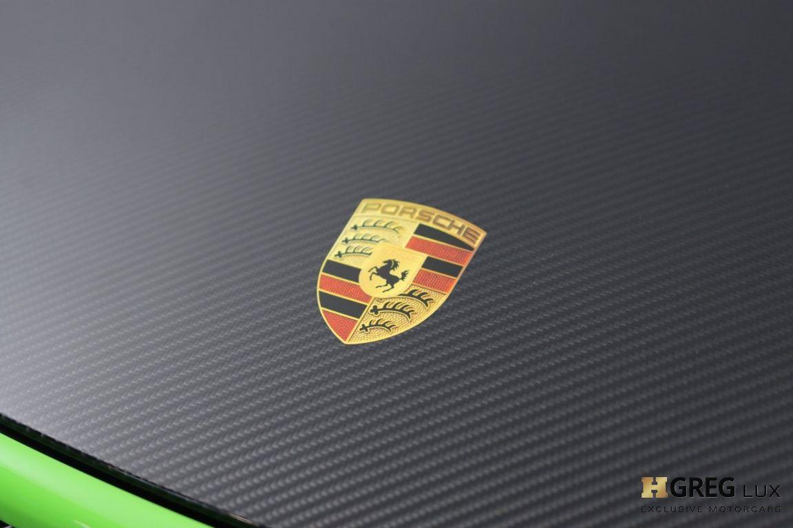 2019 Porsche 911 GT3 RS #6
