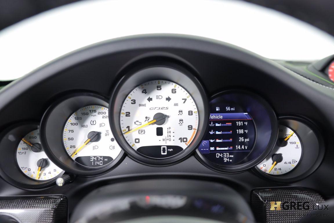 2019 Porsche 911 GT3 RS #40