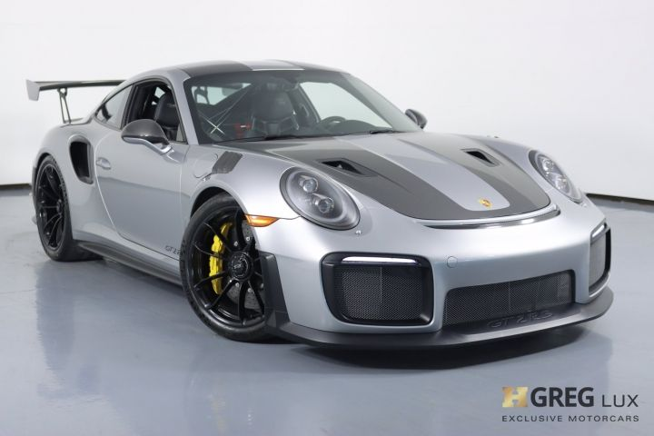 2019 Porsche 911 GT2 RS #0