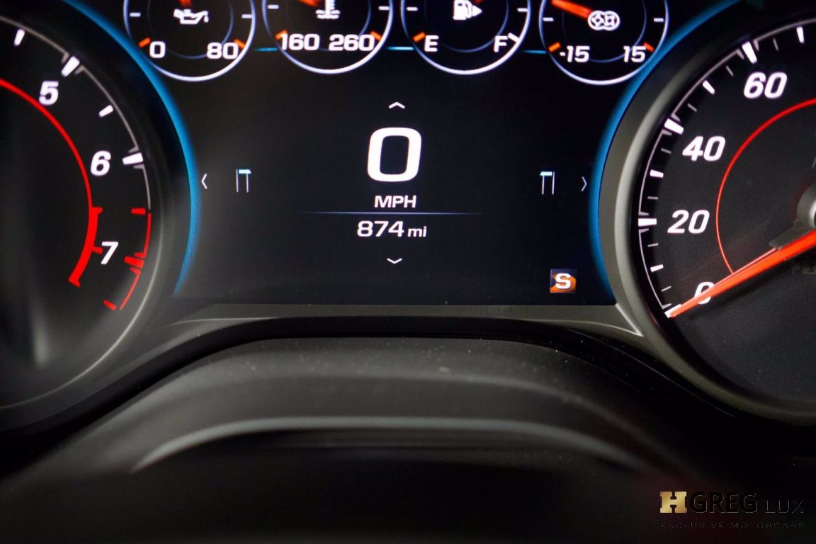 2018 Chevrolet Camaro ZL1 #45