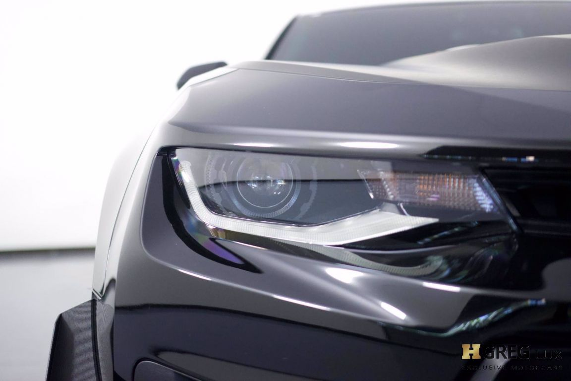 2018 Chevrolet Camaro ZL1 #4