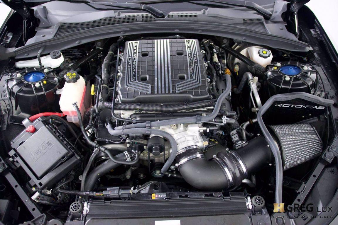 2018 Chevrolet Camaro ZL1 #51