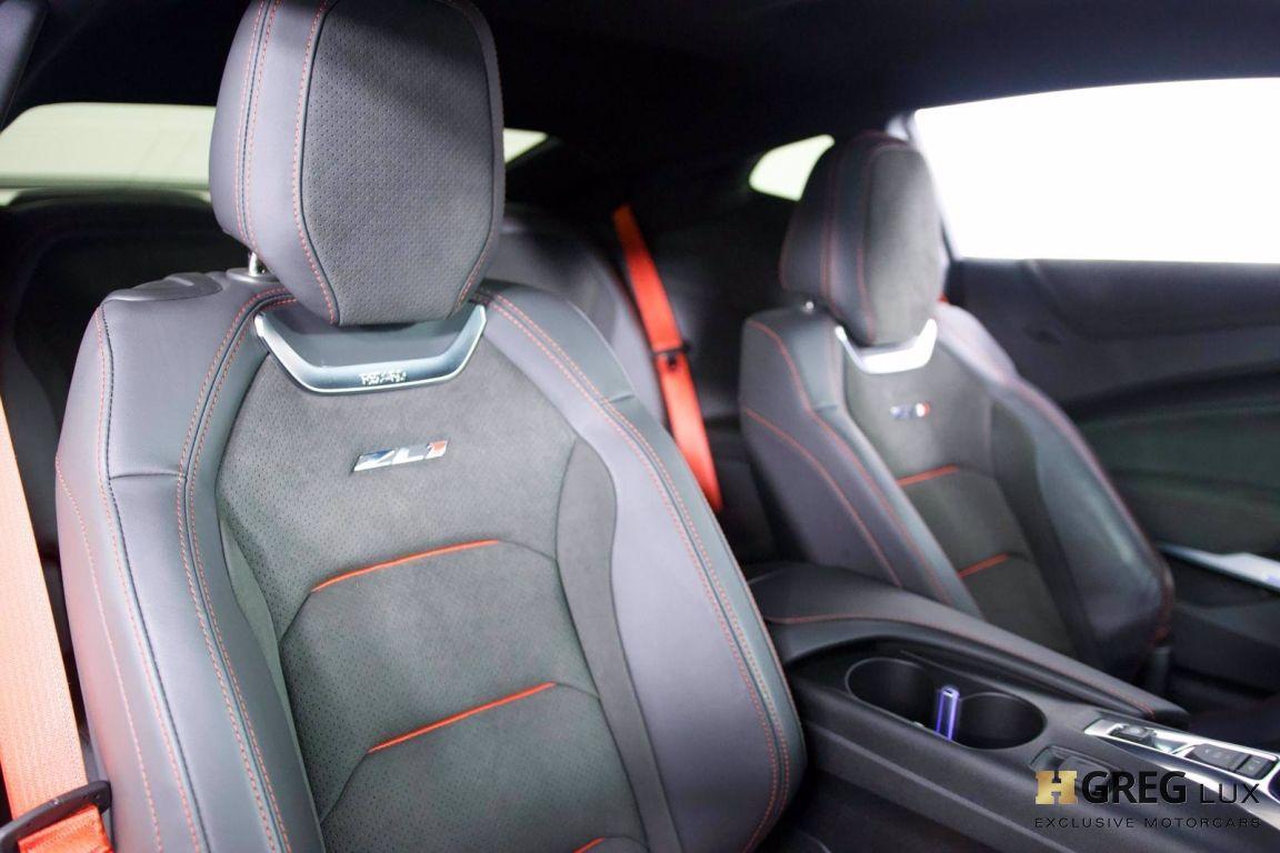 2018 Chevrolet Camaro ZL1 #30