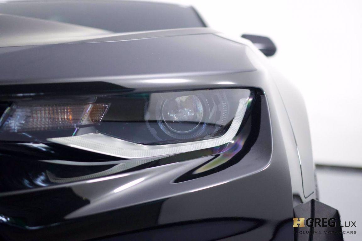2018 Chevrolet Camaro ZL1 #5