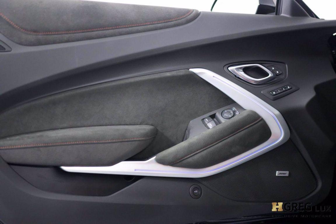 2018 Chevrolet Camaro ZL1 #34