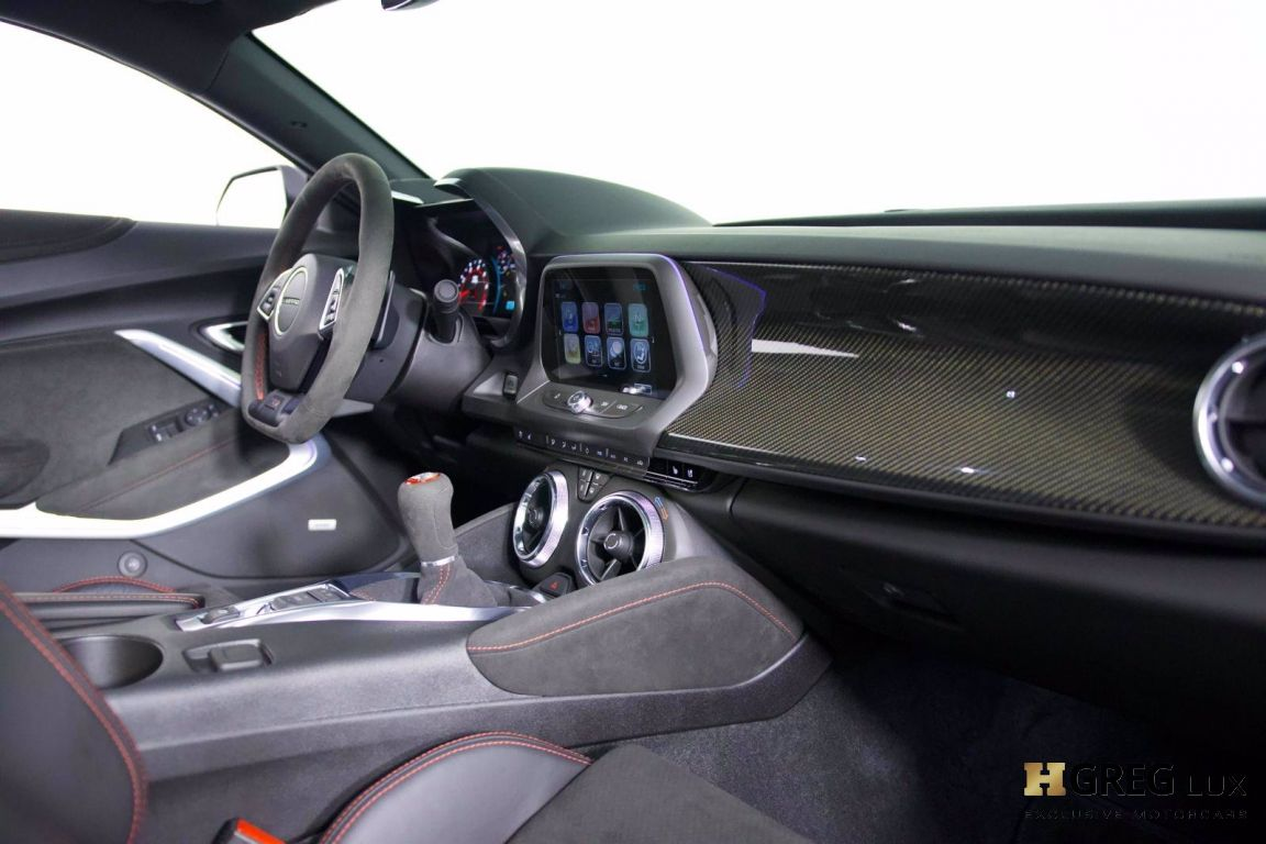 2018 Chevrolet Camaro ZL1 #26