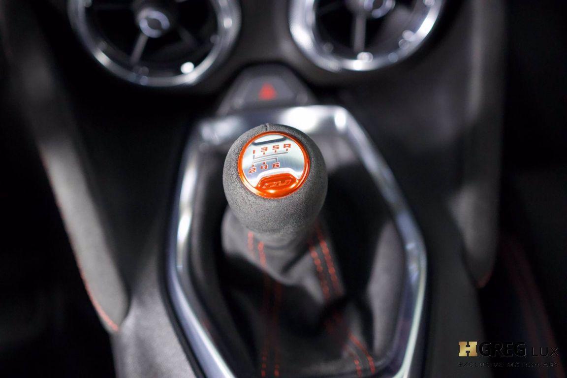 2018 Chevrolet Camaro ZL1 #42