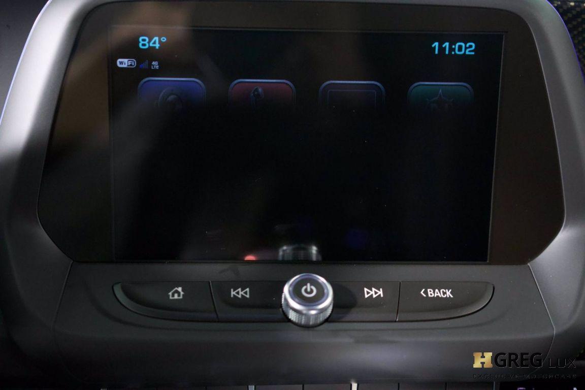 2018 Chevrolet Camaro ZL1 #39