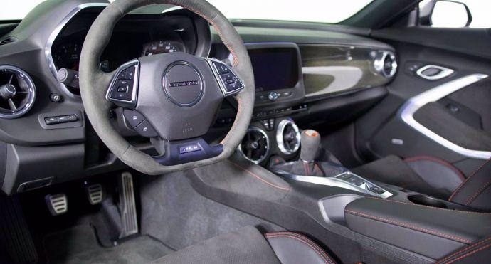 2018 Chevrolet Camaro ZL1 #1