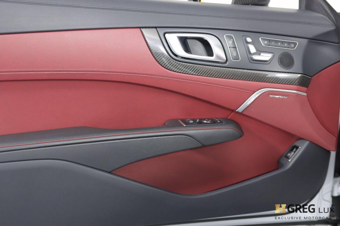 2017 Mercedes Benz SL AMG SL 63 #33