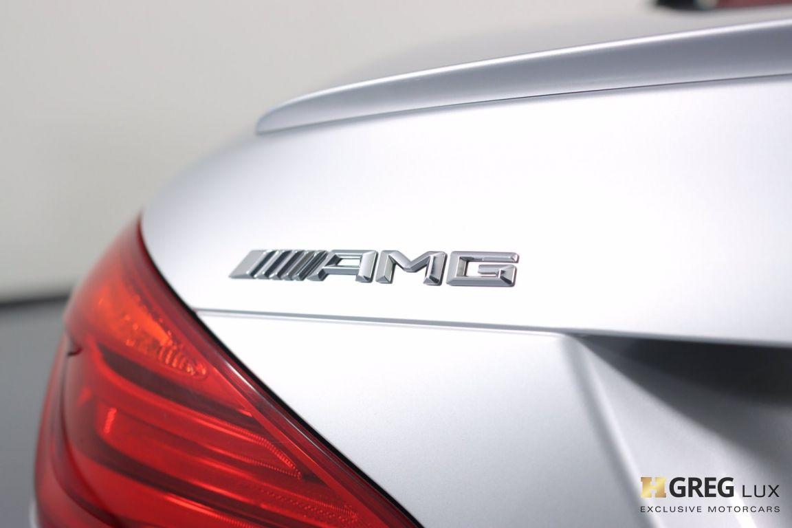 2017 Mercedes Benz SL AMG SL 63 #20