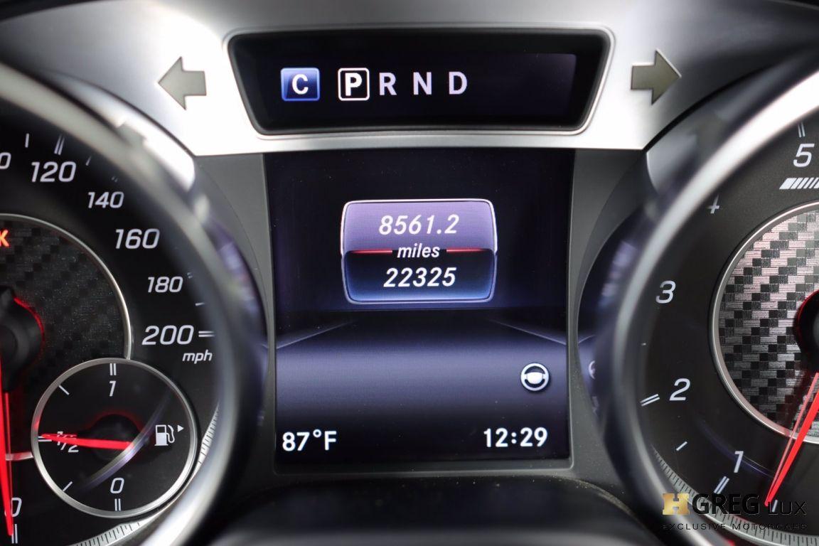 2017 Mercedes Benz SL AMG SL 63 #45