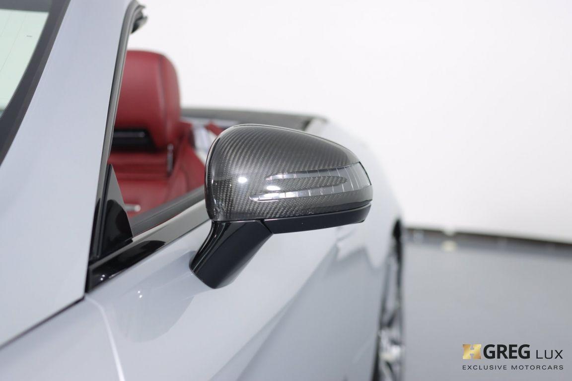 2017 Mercedes Benz SL AMG SL 63 #8