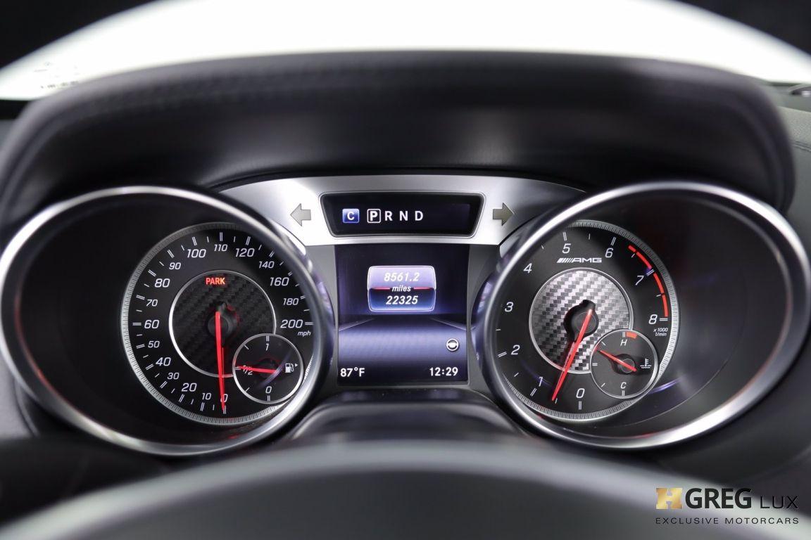2017 Mercedes Benz SL AMG SL 63 #44