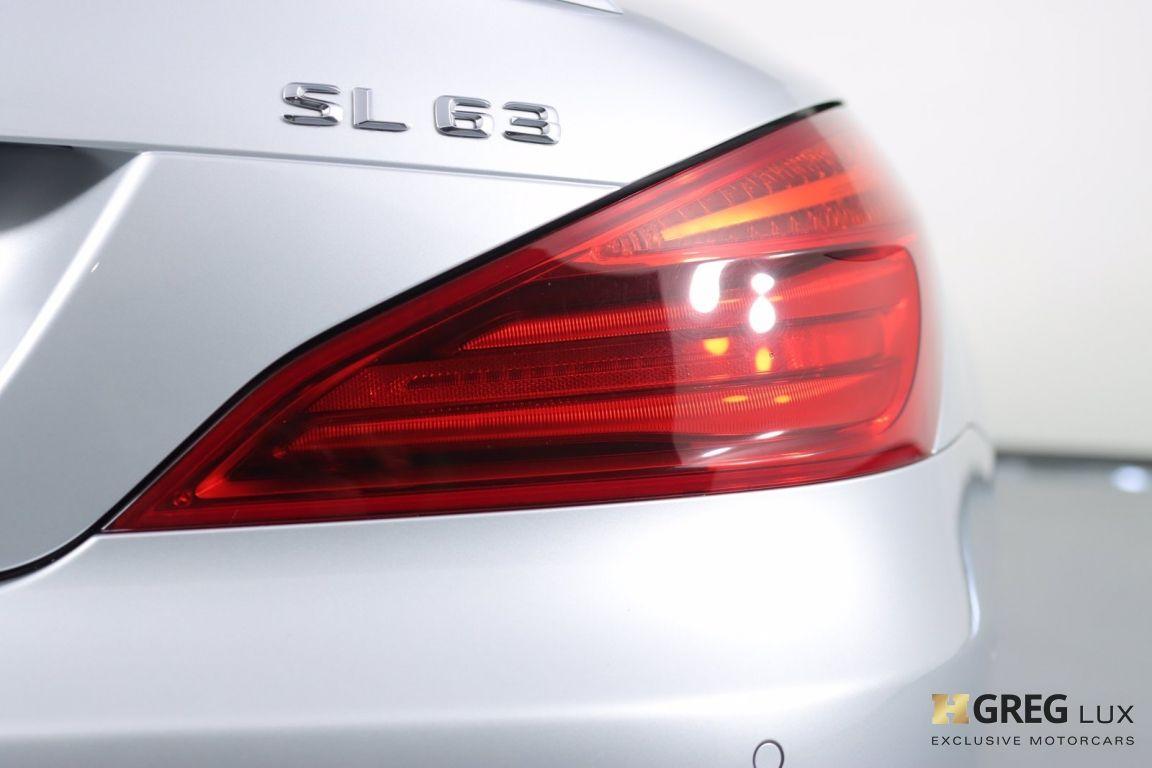2017 Mercedes Benz SL AMG SL 63 #18