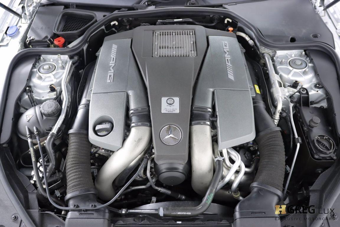 2017 Mercedes Benz SL AMG SL 63 #49