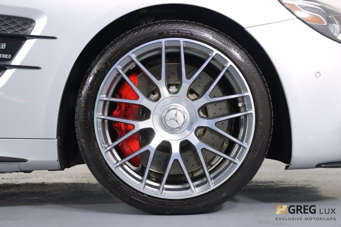 2017 Mercedes Benz SL AMG SL 63 #12